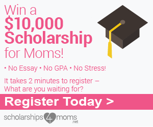 Vinyl InteractiveScholarshipMoms -